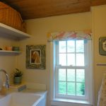DIY - Window Cornice in Under an Hour - Longing for the country - house tour - lehmanlane.net