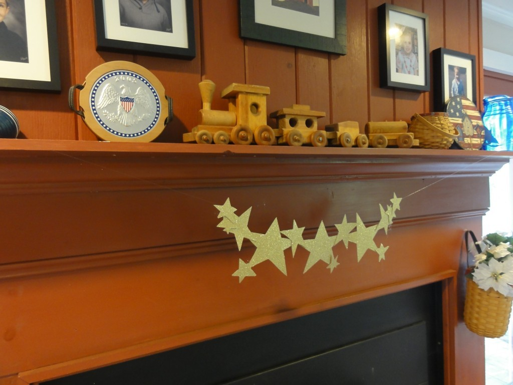 Decorating Fireplace Mantels for Summer - lehmanlane.net