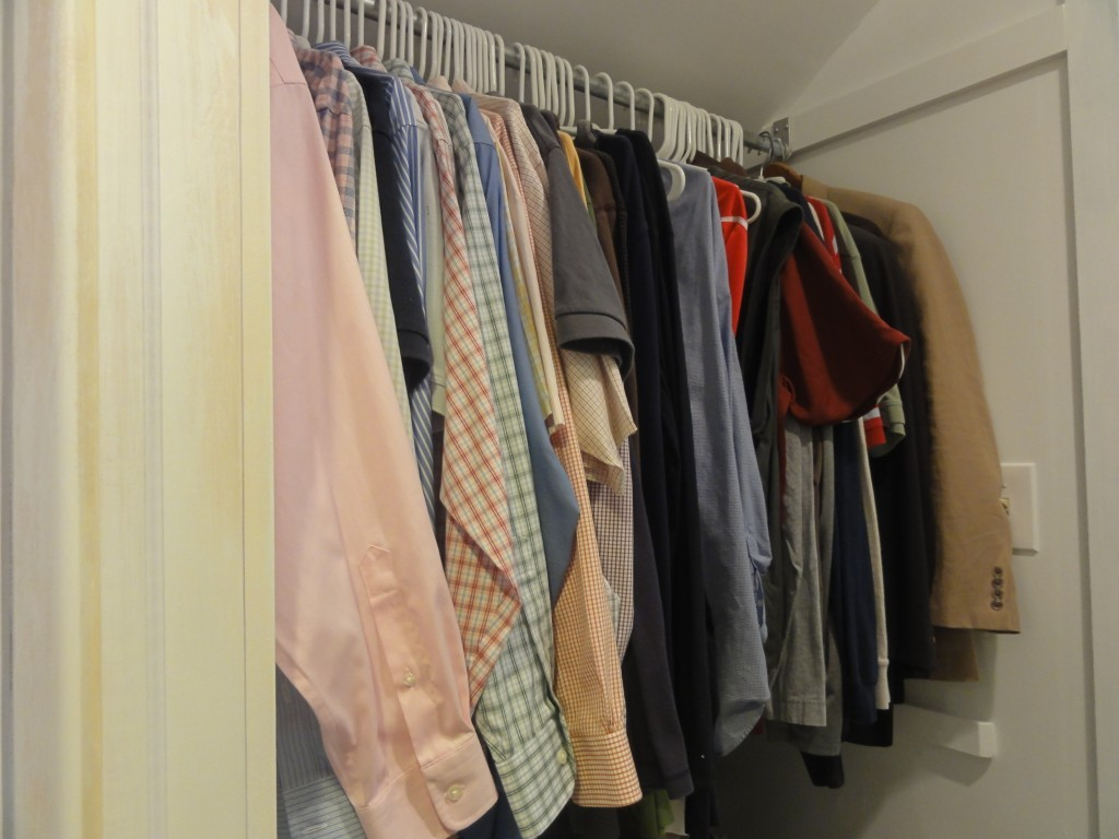 Master Bedroom Reveal - Custom Closets on a Budget