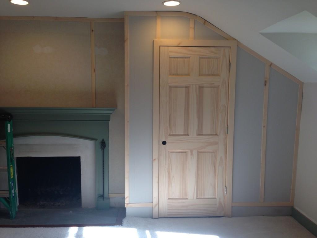 Custom Closets on a Budget - Master Bedroom