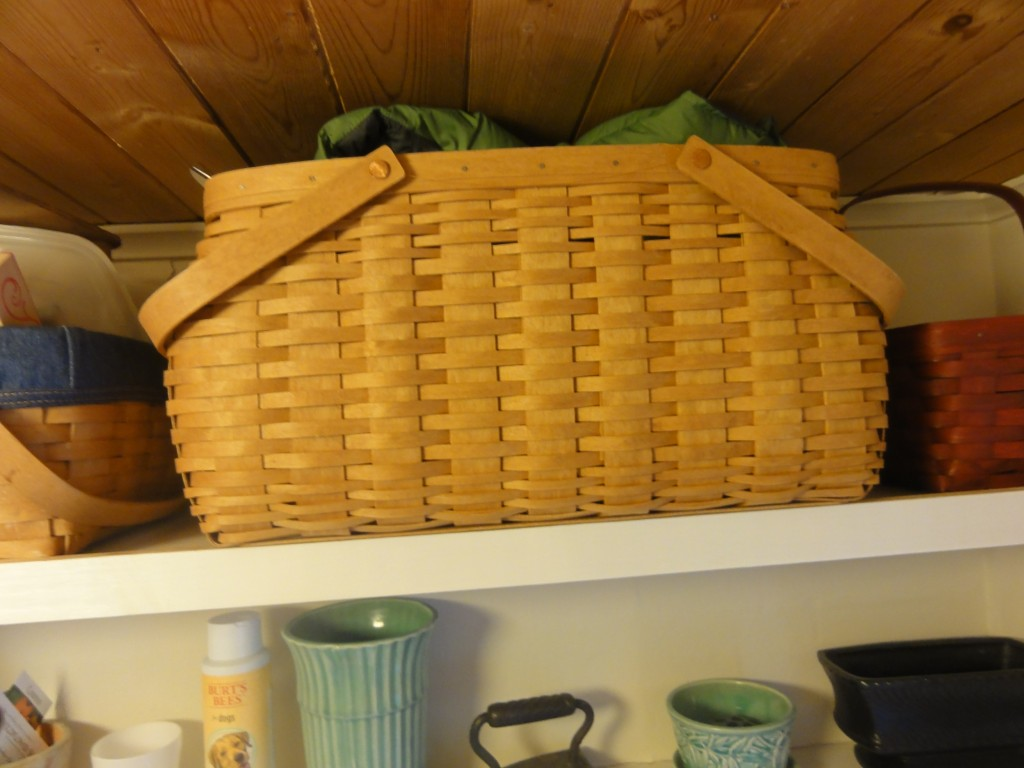 How to Decorate with Baskets