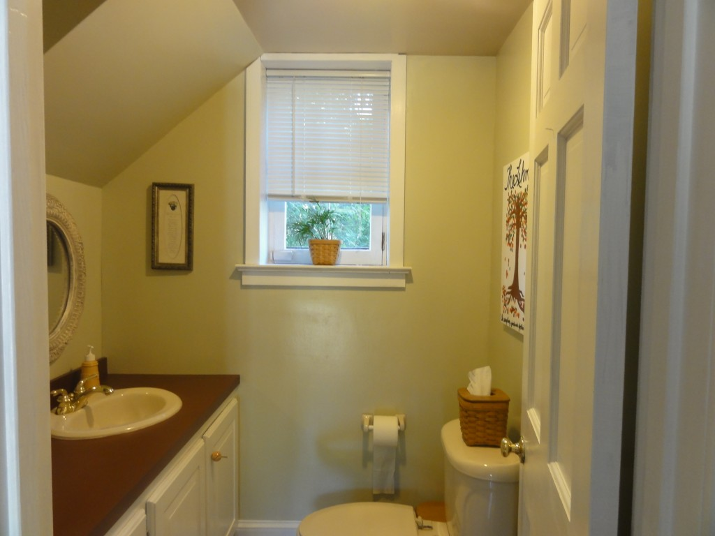 Powder Room Reveal Part I
