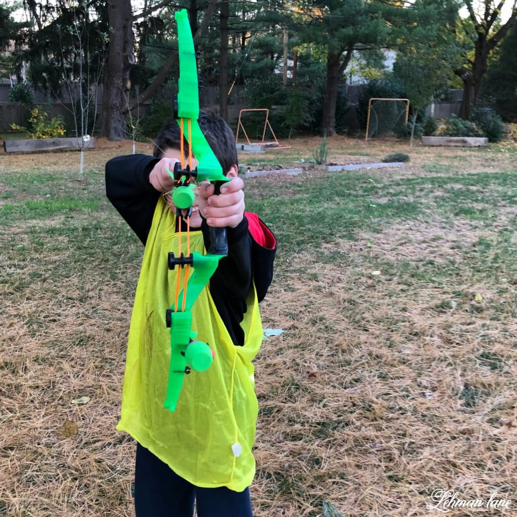 Thanksgiving Turkey Shoot - Today I am sharing one of our family's FAVORITEtraditions, a Thanksgiving Turkey shoot. If you are looking for a fun idea to get your kids out of the house so you can finish cooking, THIS IS IT!!! #turkeyshoot #thanksgiving #thanksgivingtradition http://lehmanlane.net