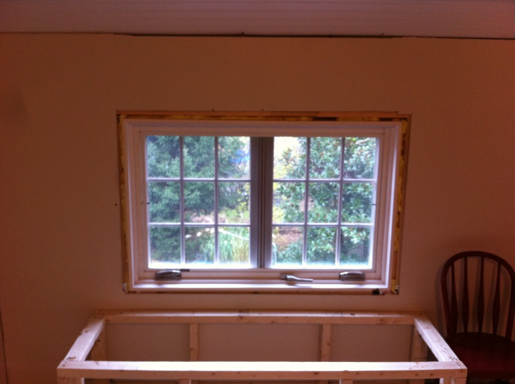 How to Add a New Window to an Old House - Tucker's Room