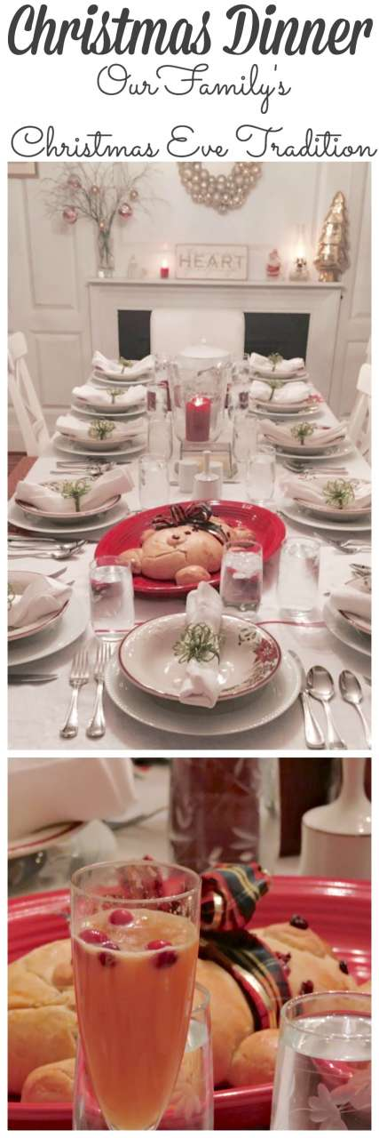 Every year I make the same Christmas Dinner. #christmas http://lehmanlane.net r
