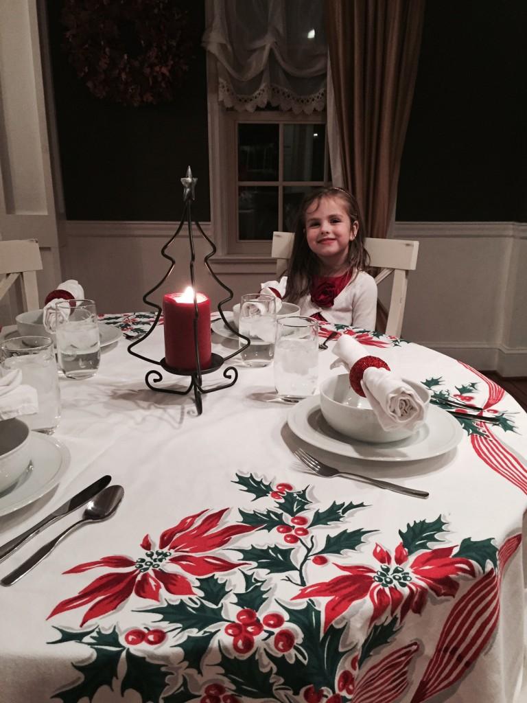 Our Christmas Dinner