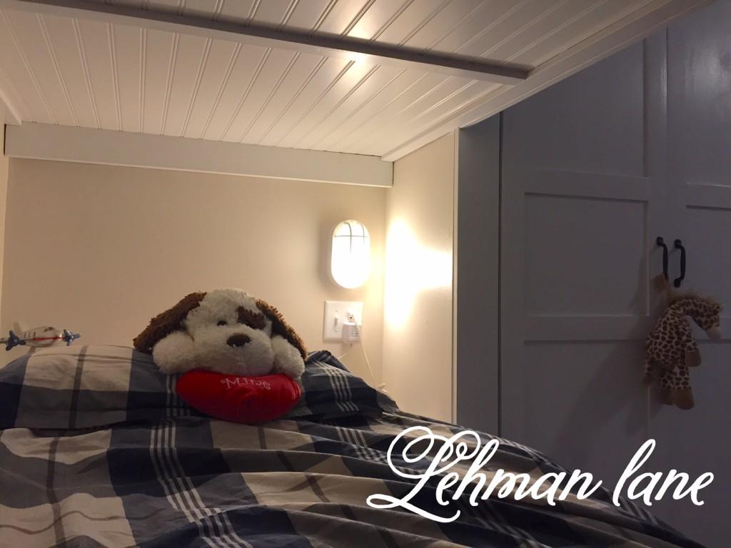 Closet to Boys Bedroom Final Reveal