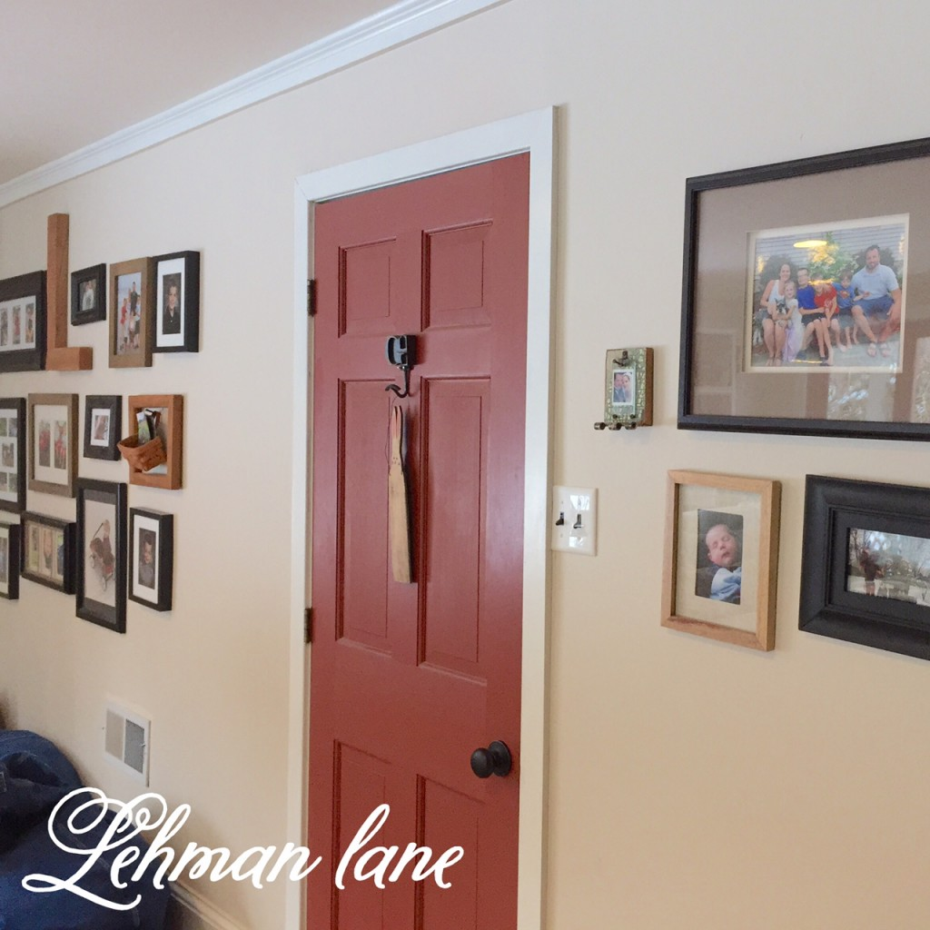 Our Family Room - Gallery Wall