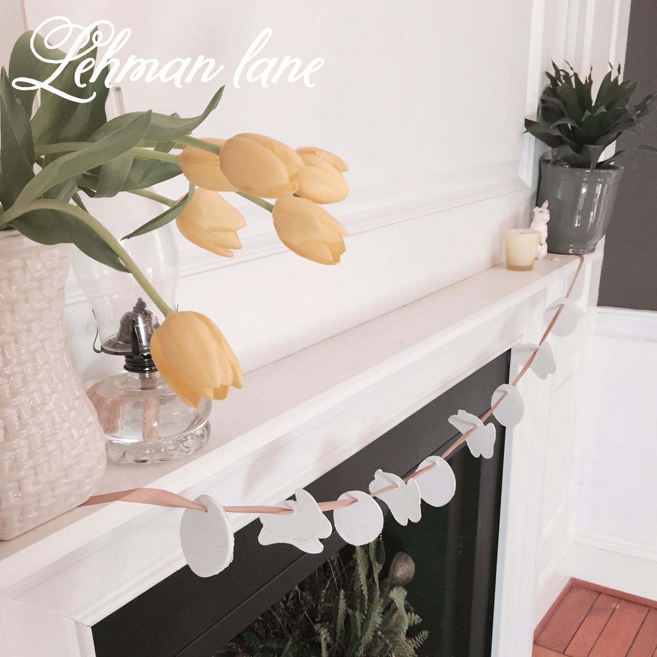 DIY: Spring Garland