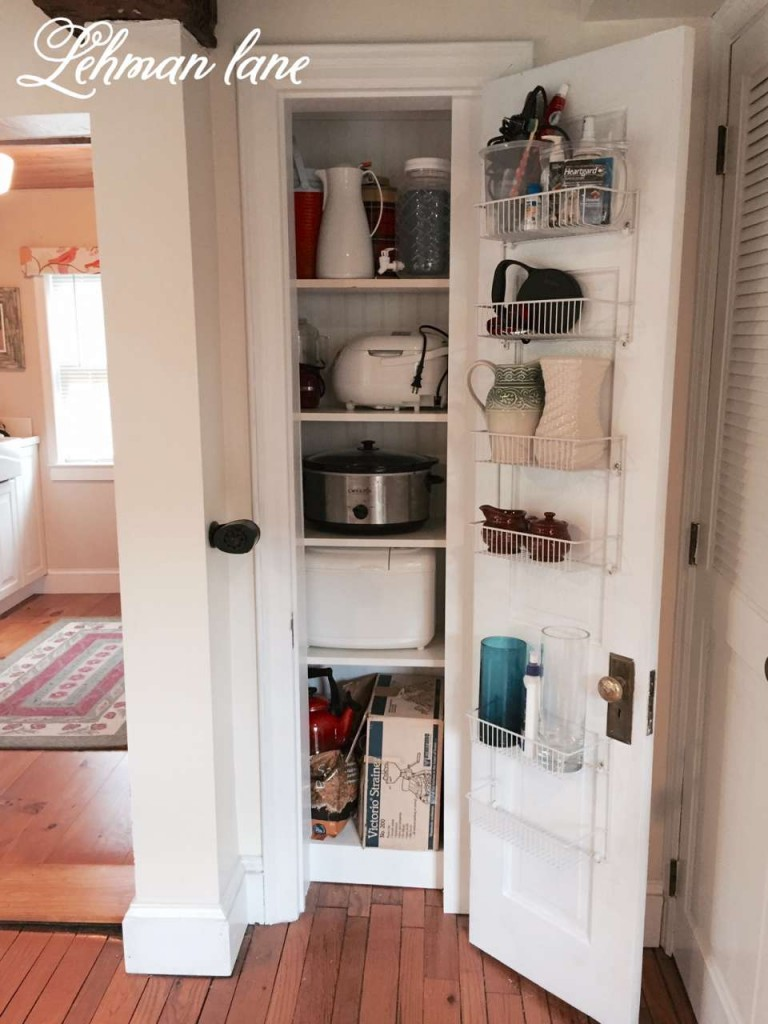 My New Pantry - Getting Organized in the Kitchen