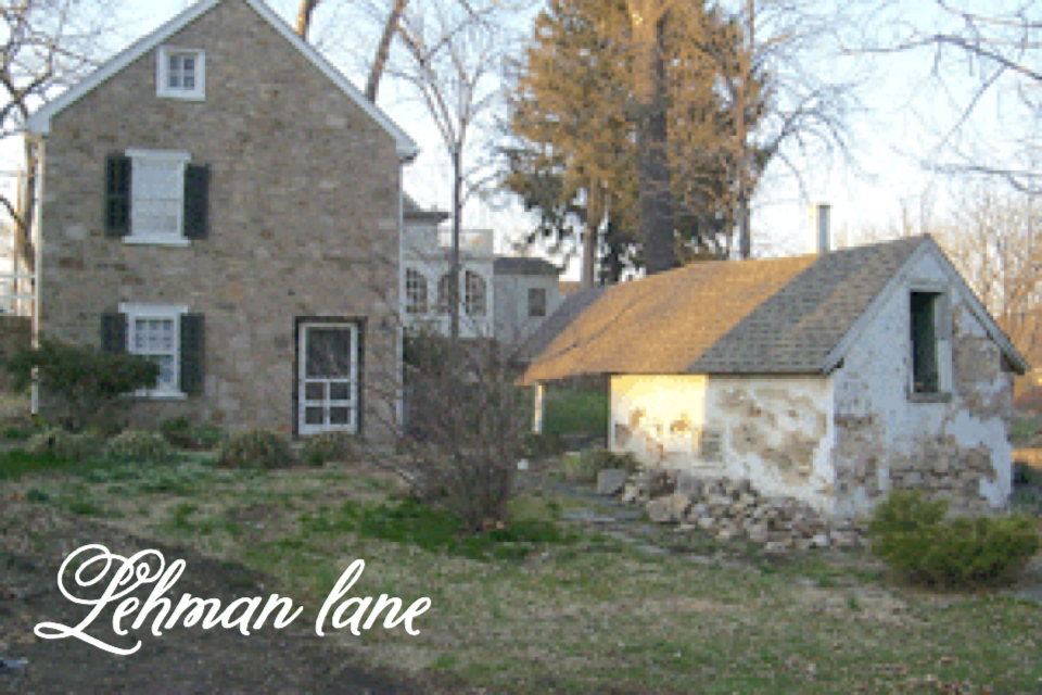 Our First Place - Stone Cottage Rental