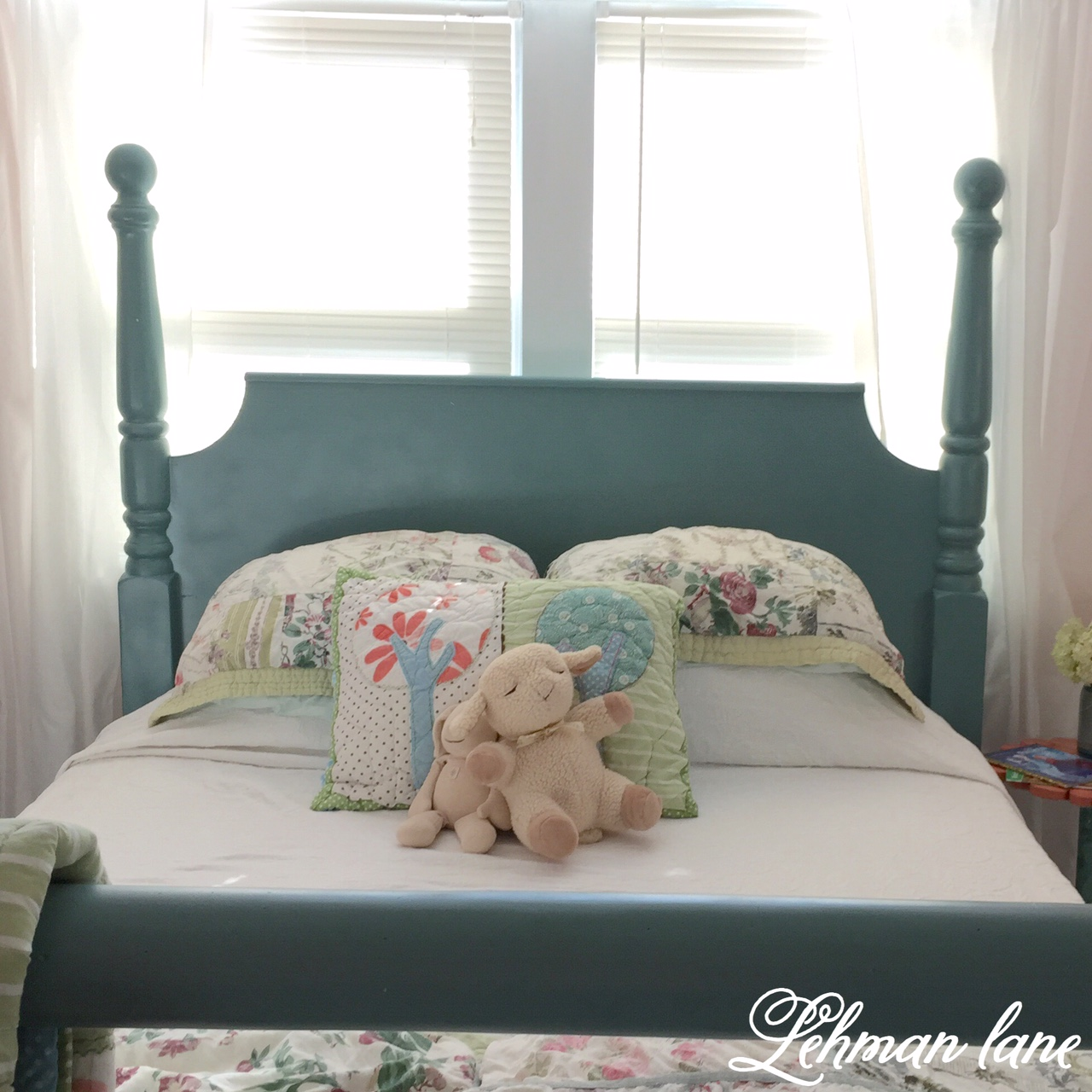 Four Poster Bed Redo