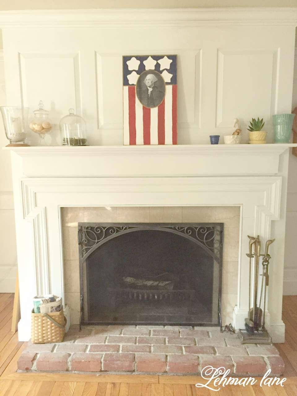 Patriotic Sign DIY