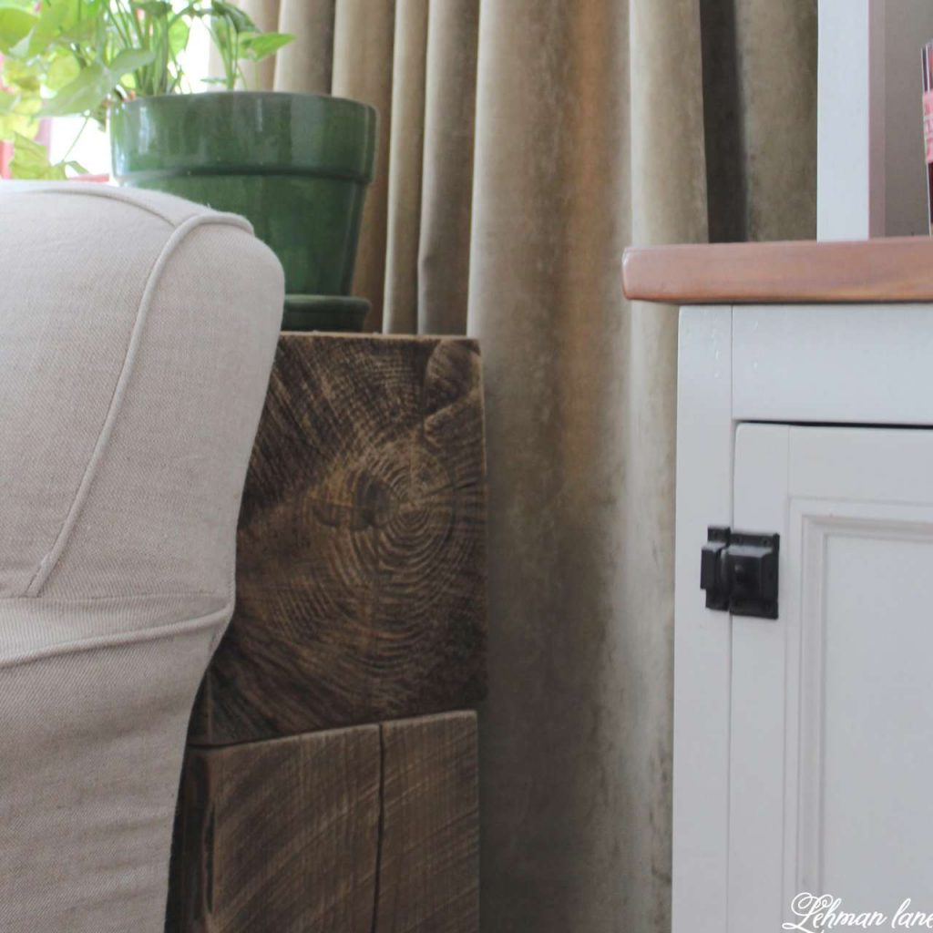 Beam Sofa Table