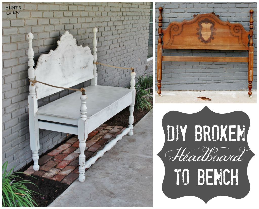 broken-headboard-to-bench