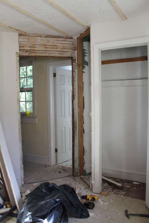 Changing the Doorway