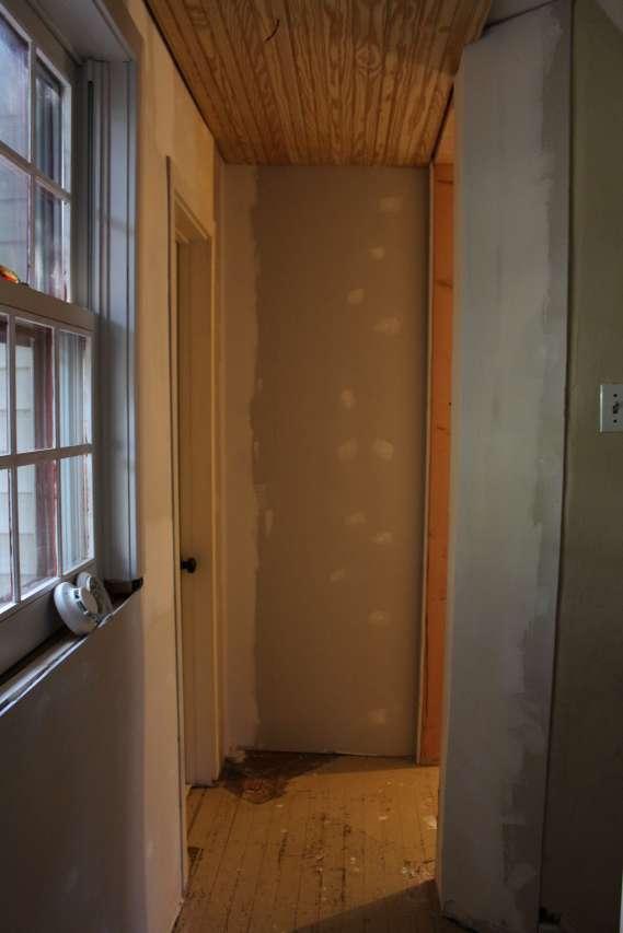 Changing the Doorway