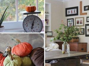 8 tips for fall decorating on a budget