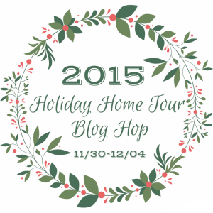 Christmas Home Tour Hop - 2015