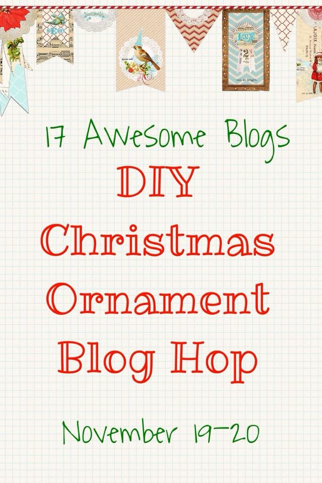 DIY - Christmas Ornament Hop