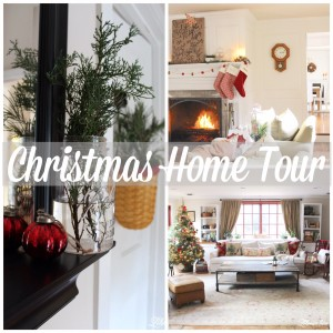 Christmas Home tour - 2015
