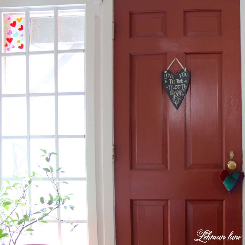 Come check out my Valentine's day decor and check out what my friends created for our blog hop!