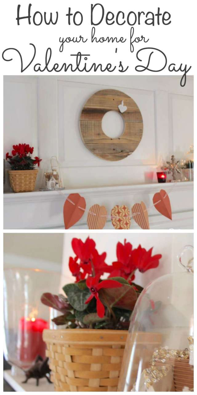 Valentine Décor & a Valentine Day\'s Blog Hop - Lehman Lane