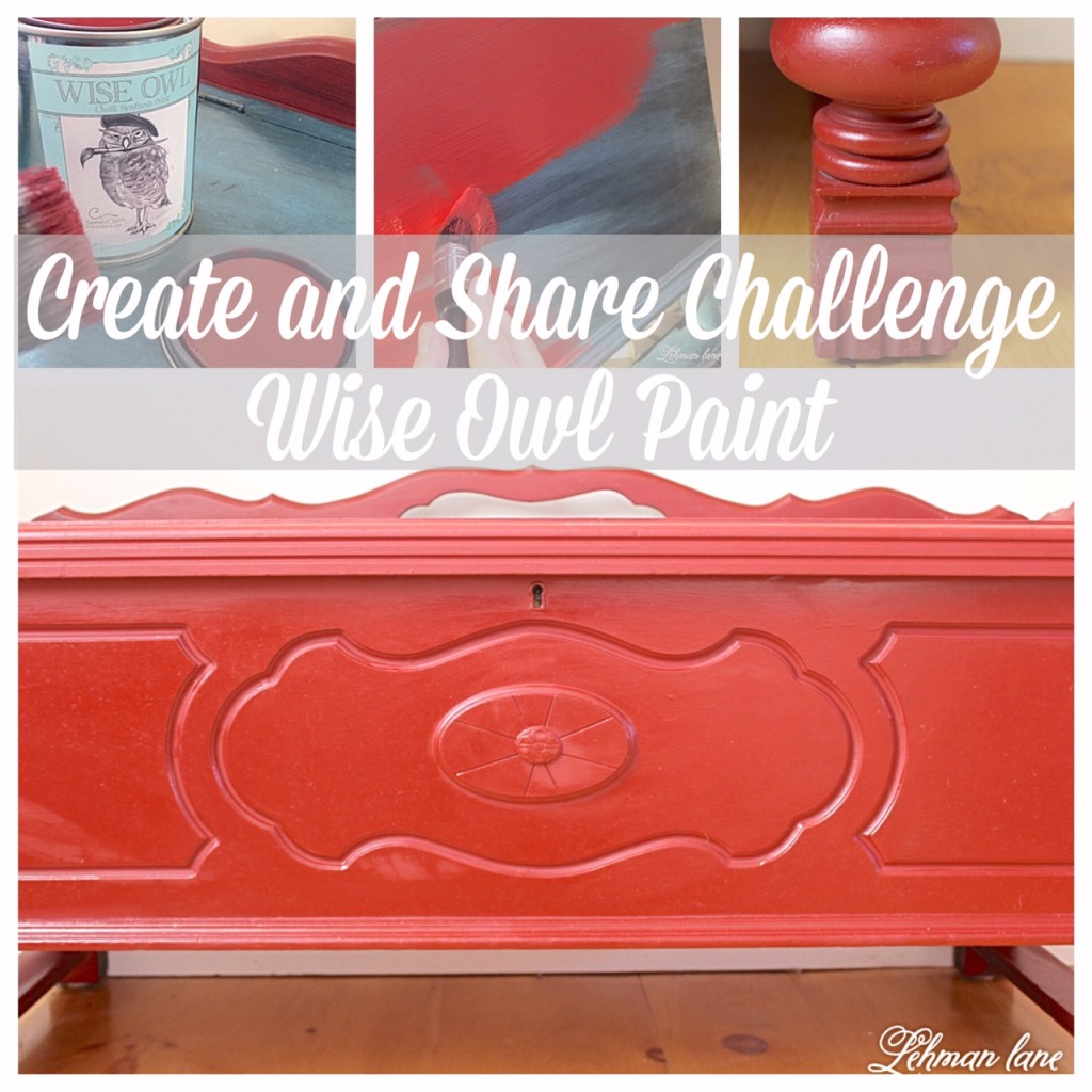 Create and Share Wise Owl Challenge