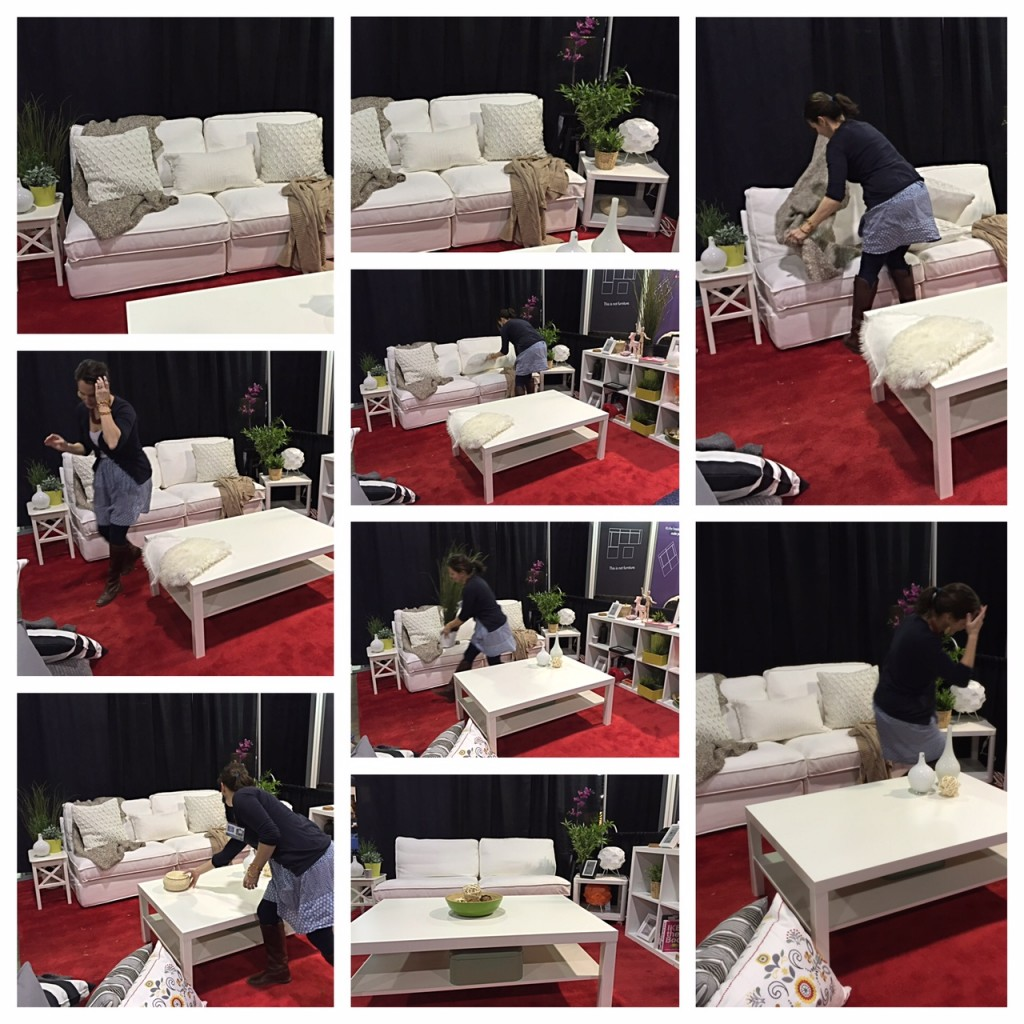 The Philly Home Show & My Make & Take Station