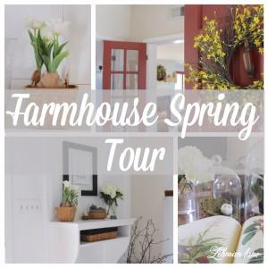 Spring Home Tour 2016 - Spring Fling tour hop