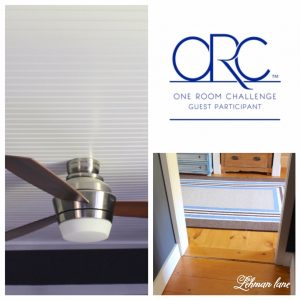 Ryan's Room - One Room Challenge - Week 2 - Demo, Bead board Ceiling, Wide Pine floors and Paint