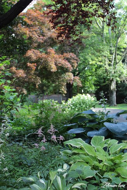 Summer Garden Tour & Outdoor Spaces Blog Hop