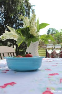 Summer Garden Tour & Outdoor Spaces Blog Hop