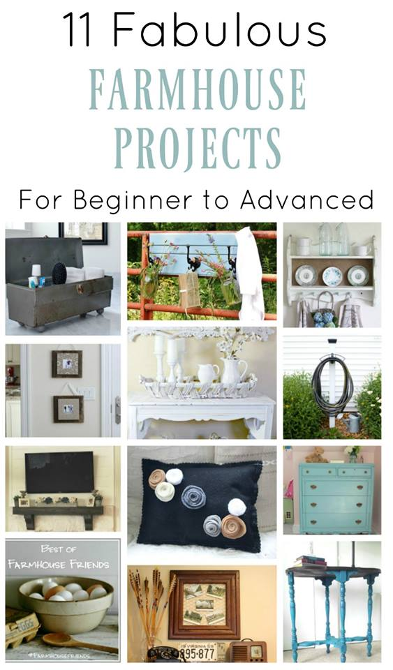 farmhouse friends projects