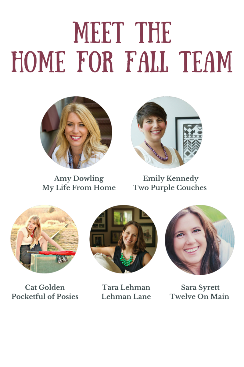fall decorating ideas - team for fall ebook