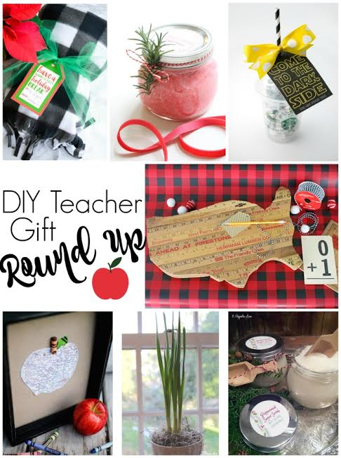 DIY - teacher round up - paperwhites