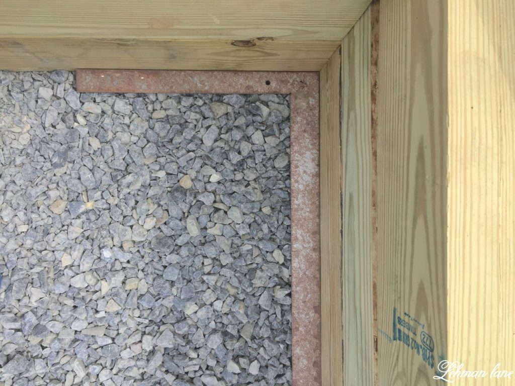 Build a Wood Retaining Wall - square