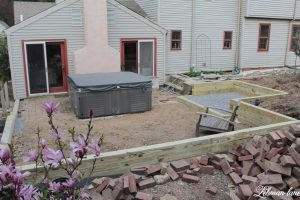 Build a Wood Retaining Wall