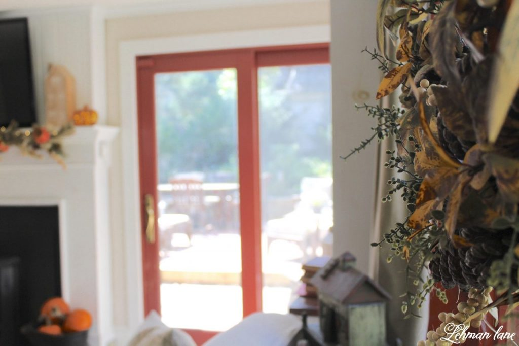 Splendor of Autumn Home Tour with Balsam Hill - family room