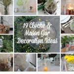 I am all about simple and pretty decoration ideas for our farmhouse.  Glass mason jars & cloches look beautiful and can be changed out just as quickly as your imagination.  Check out my cloche and mason jar decoration ideas throughout the seasons as I share why you might need a few more mason jars and cloches in your life :). #masonjars #cloche #farmhousestyle http://lehmanlane.net