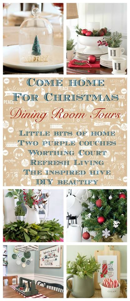 Dining Room - Christmas Room by Rooms