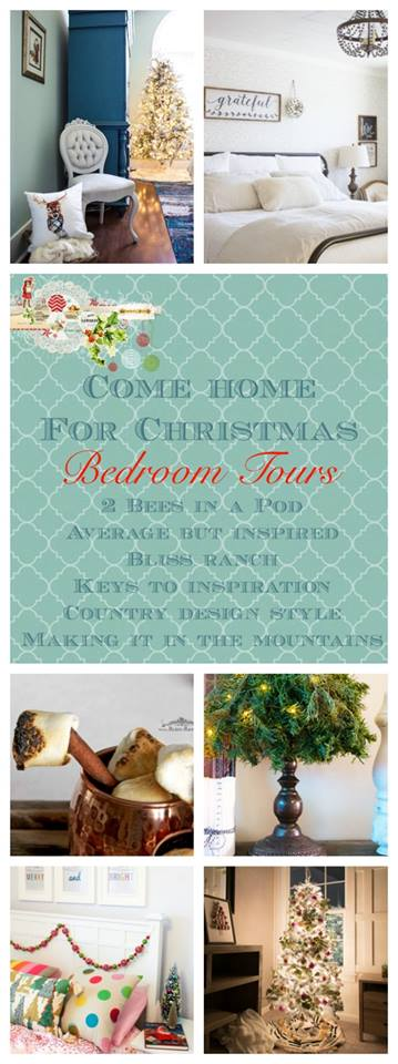 Bedroom Tours - Christmas Room by room tours