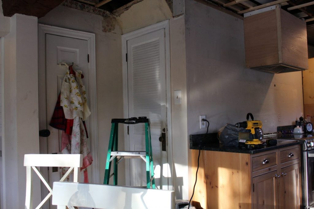 kitchen renovation - midway