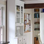 Refinishing a Stepback Cupboard - farmhouse kitchen