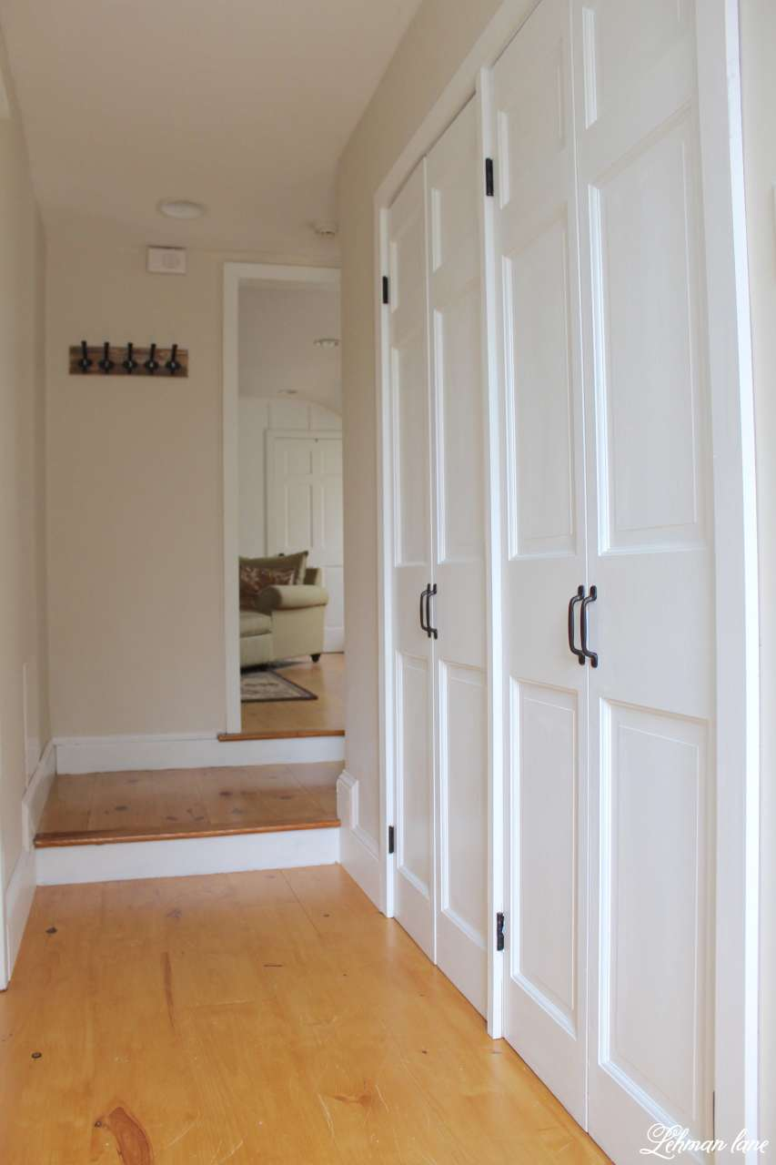 Change Sliding Closet Doors To Bifold Sliding Mirror