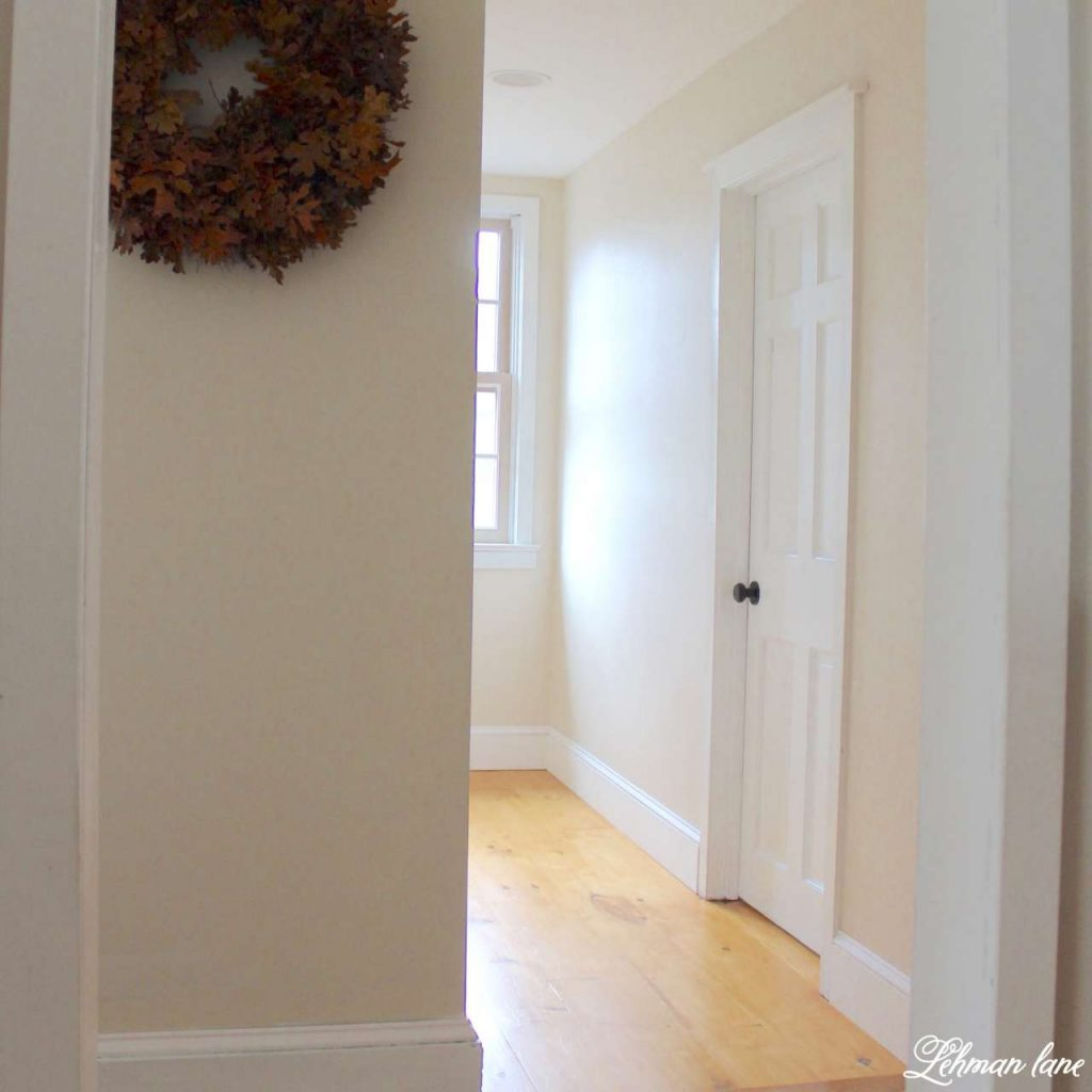 DIY   Closet Door Makeover   Bi Fold To Hinged