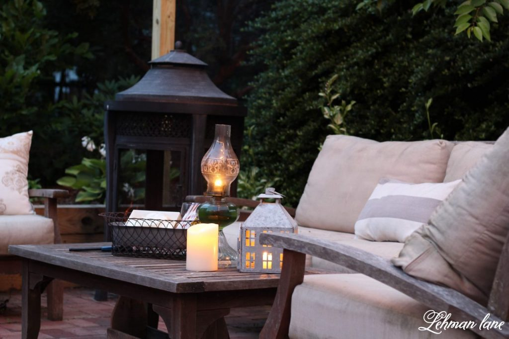 5 Inexpensive Ideas For Outdoor Patio Lights Lehman Lane