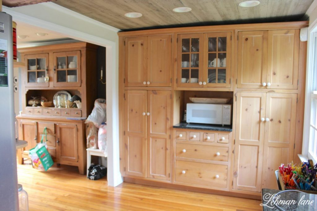 Farmhouse Kitchen Renovation - the Plan