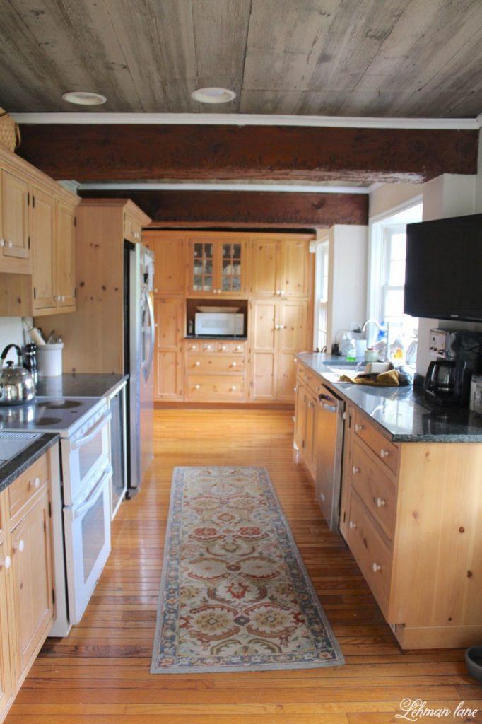 Farmhouse Kitchen Renovation - the Plan