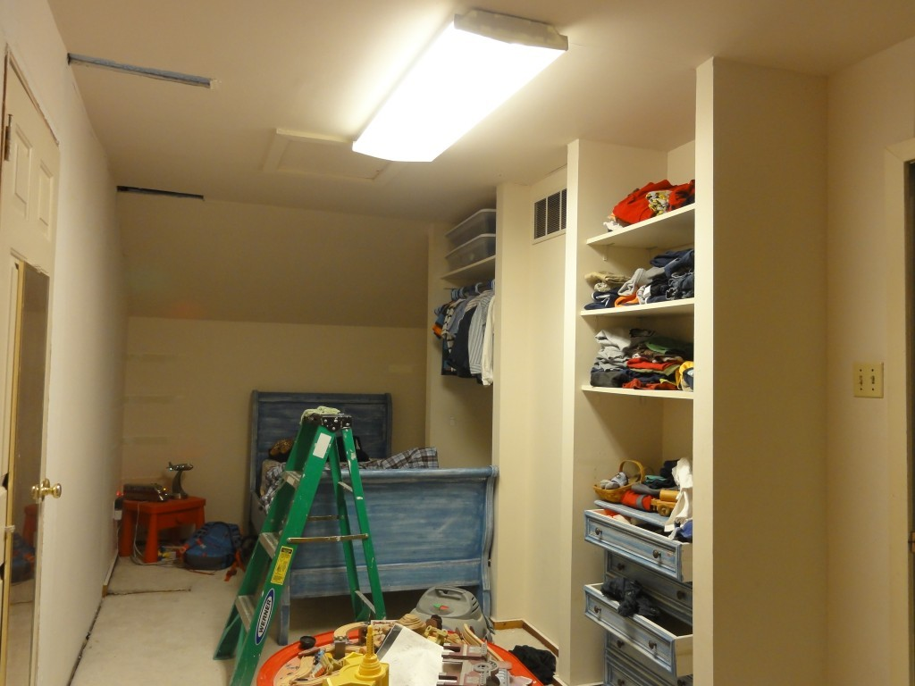 om Closet to Kids Bedroom
